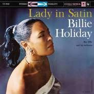 Billie Holiday , Ray Ellis And His Orchestra - Lady in Satin