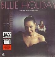Billie Holiday With Ray Ellis And His Orchestra - Last Recording