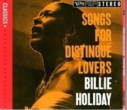 Billie Holiday - Songs for Distingué Lovers
