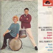 Bill Ramsey , Bibi Johns - Nichts Gegen Die Weiber / Mach Ein Foto Davon
