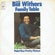 Bill Withers - Family Table