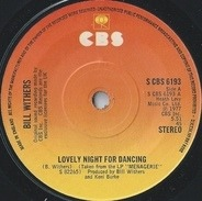 Bill Withers - Lovely Night For Dancing