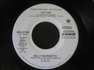 Billy Burnette - Try Me