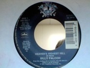 Billy Falcon - Heaven's Highest Hill