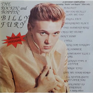 Billy Fury - The Rockin' And Boppin' Billy Fury
