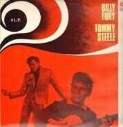 Billy Fury & Tommy Steele - 2 LP