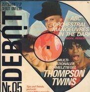 Billy Idol, Chris Rea, Dragon, a.o. - Debüt LP / Zeitschrift Ausgabe 5