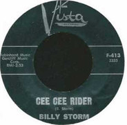 Billy Storm - Cee Cee Rider / Love Theme From El Cid
