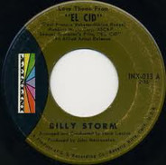 """Billy Storm - Love Theme From """"El Cid"""" / Don't Let Go"""