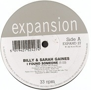 Billy And Sarah Gaines - I Found Someone / No One Loves Me Like You