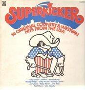 Billy 'Crash' Craddock, Ferlin Husky, Lefty Frizzell, etc - Superkicker - 14 Original Country & Western Hits From The USA