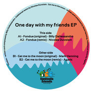 Billy Dalessandro, Mark-Henning - One Day With My Friends EP