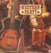 Billy Hill And His Cowboys, Little Joe And His Saloon-Singers - Western Party