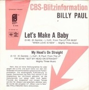 Billy Paul - Let's Make A Baby
