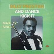 Billy Preston - And Dance / Kick-It