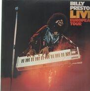 Billy Preston - Live European Tour