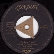 Billy Vaughn And His Orchestra - Twilight Time / Estrellita