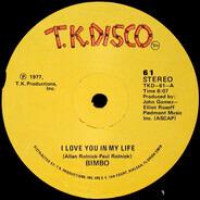 Bimbo - I Love You In My Life
