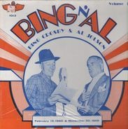 Bing Crosby & Al Jolson - Bing & Al - Volume 3