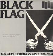Black Flag - Everything Went Black