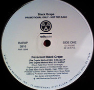 Black Grape - Reverend Black Grape
