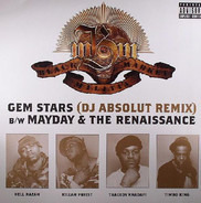 Black Market Militia - Gem Stars (DJ Absolut Remix) / Mayday / The Renaissance