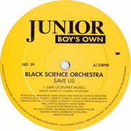 Black Science Orchestra - Save Us
