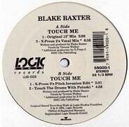Blake Baxter - Touch Me