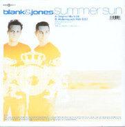 Blank & Jones - Summer Sun