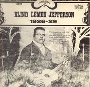 Blind Lemon Jefferson - 1926-29