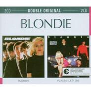 Blondie - Blondie / Plastic Letters