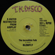 Blowfly - The Incredible Fulk
