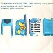 Blue Amazon Featuring Duncan Harding - Break The Limit.