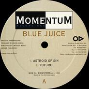 Blue Juice - Asteroid Of Sin