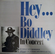 Bo Diddley with Mainsqueeze - Hey... Bo Diddley In Concert
