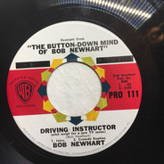 """Bob Newhart - Excerpts From """"The Button-Down Mind Of Bob Newhart"""""""
