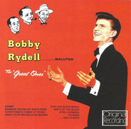 Bobby Rydell - Bobby Rydell Salutes 'The Great Ones'