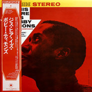 Bobby Timmons - This Here Is Bobby Timmons = ジス・ヒア・イズ・ボビー・ティモンズ