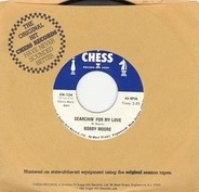 Bobby Moore - Searchin' For My Love / Try My Love Again
