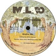 Bobby Patterson - Groove Me