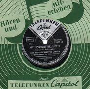 Bob Hope, Dorothy Lamour - My Favorite Brunette/ Beside You
