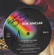 Bob Sinclair - I Feel For You