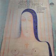 Bohuslav Martinů - Symphony No. 1 / Inventions