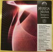 Bohuslav Martinů - Sinfonietta Giocosa / Incantation (Piano Concerto No. 4)