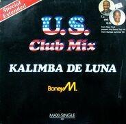 Boney M. - Kalimba De Luna (Special Extended U.S. Club Mix)