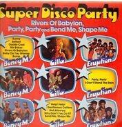 Boney M., Gilla, Eruption - Super Disco Party