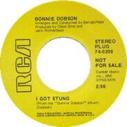 Bonnie Dobson - I Got Stung / I'm Your Woman