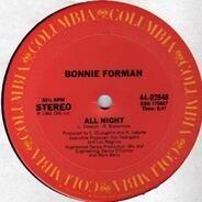 Bonnie Forman - All Night