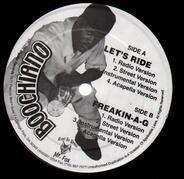 Boochiano - Let's Ride/Freakin-A-G