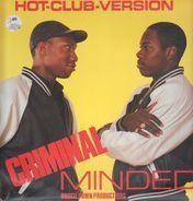 Boogie Down Productions - Criminal Minded (Hot-Club-Version)